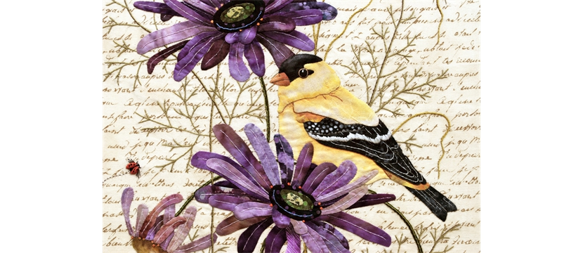 Naturalists Notebook: The Goldfinch