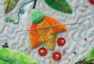 Tools matter: the applique needle